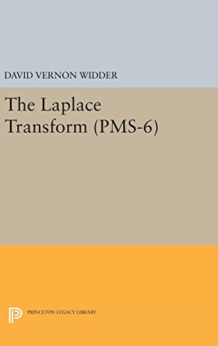 9780691653693: Laplace Transform (PMS-6) (Princeton Mathematical Series)