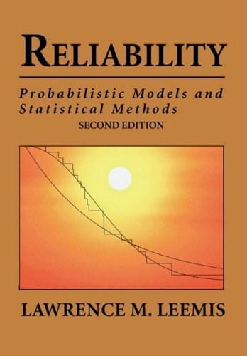 9780692000274: Reliability: Probabilistic Models and Statistical Methods
