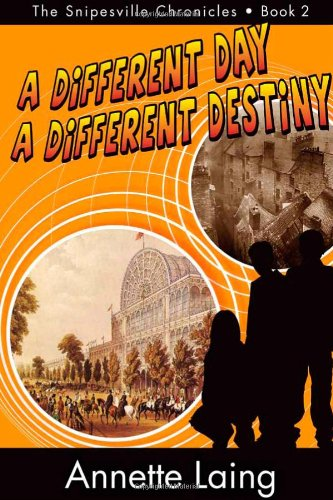 9780692001257: A Different Day, A Different Destiny (The Snipesville Chronicles, Book 2)
