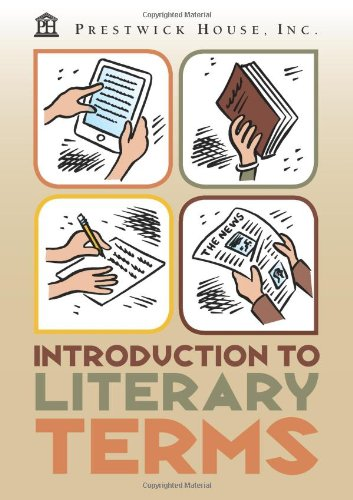 9780692001363: Introduction to Literary Terms