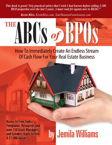 The Abcs of Bpos: Williams, Jemila