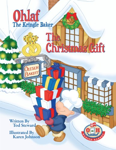 9780692011256: Ohlaf, the Kringle Baker: The Christmas Gift