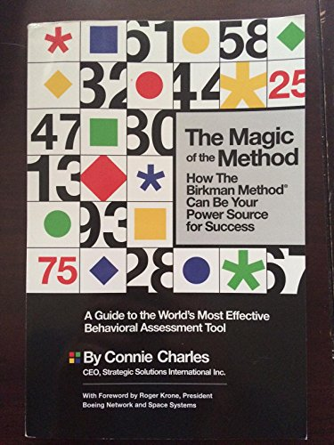 9780692012321: The Magic of the Method