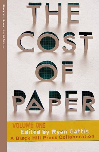 9780692022559: The Cost of Paper (Special Editions)
