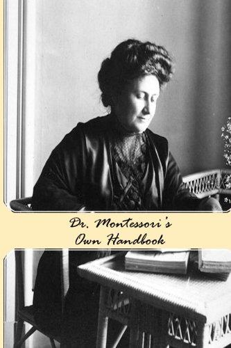 9780692022863: Dr. Montessori's Own Handbook