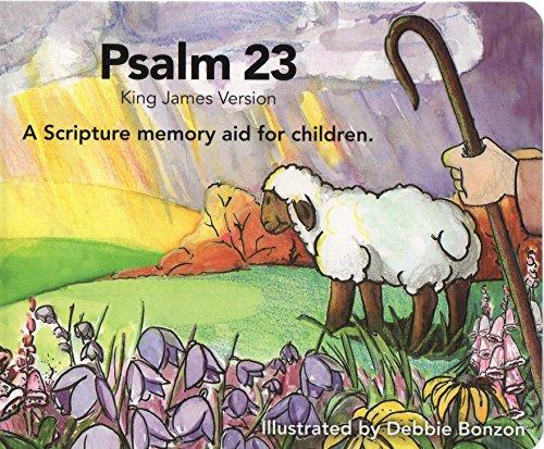 9780692025901: Psalm 23, King James Version