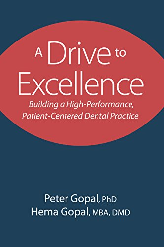 9780692026137: A Drive to Excellence: Building a High-Performance, Patient-Centered Dental Practice