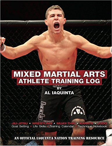 9780692028537: Mixed Martial Arts - Athlete Training Log