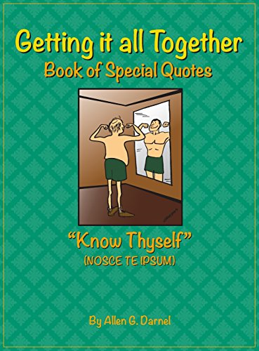 Getting It All Together: Book of Special: Darnel, Allen G.