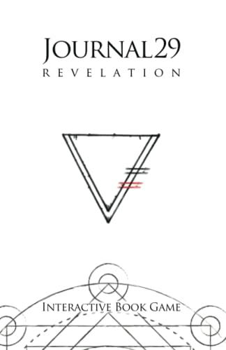 9780692183052: Journal 29 Revelation: Interactive Book Game