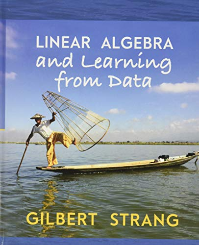 9780692196380: Linear Algebra and Learning from Data