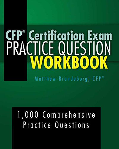 9780692203224: CFP Certification Exam Practice Question Workbook: 1,000 Comprehensive Practice Questions (4th Edition)