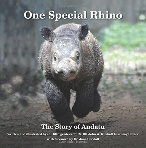 One Special Rhino: The Story of Andatu: The Fifth Graders