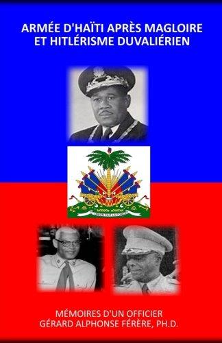9780692212240: Armee D'haiti Apres Magloire Et Hitlerisme Duvalierien