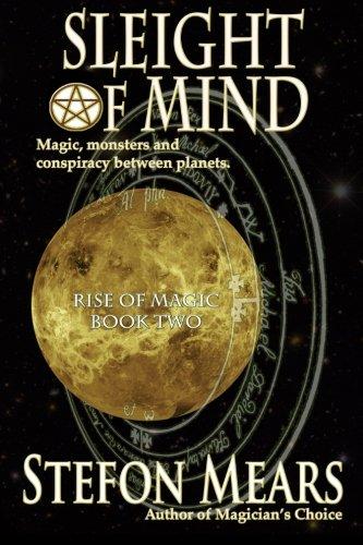 9780692216293: Sleight of Mind (Rise of Magic) (Volume 2)