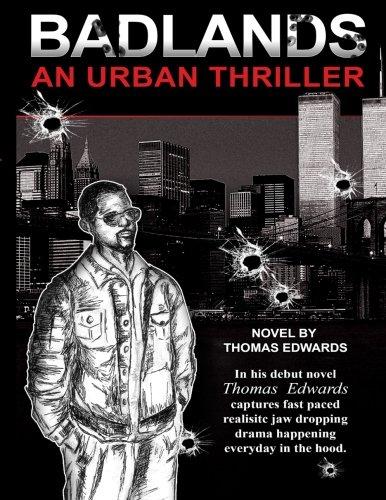 9780692222560: Badlands: An Urban Thriller