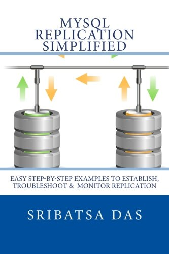 9780692225080: MySQL Replication Simplified: Easy step-by-step examples to establish, troubleshoot and monitor replication
