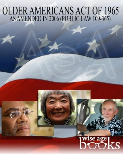 9780692225462: The Older Americans Act Of 1965