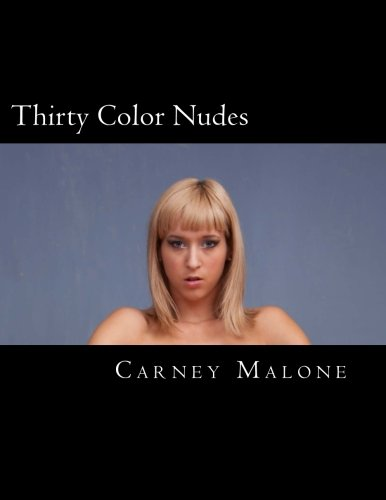 9780692226872: Thirty Color Nudes