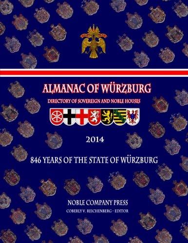 9780692227220: Almanac of Wurzburg 2014
