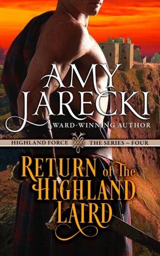9780692248065: Return of the Highland Laird: A Highland Force Novella (Volume 4)