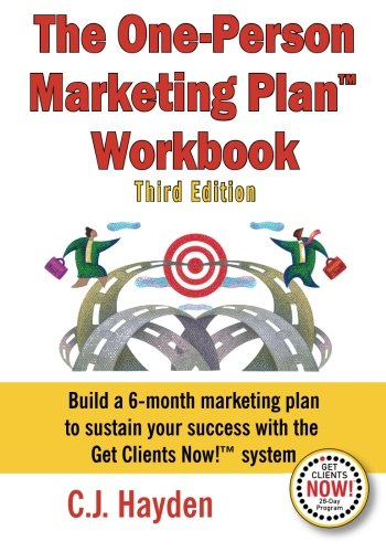 9780692255834: The One-Person Marketing Plan Workbook