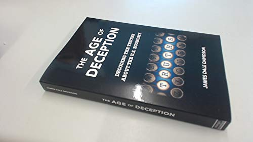 9780692258583: The Age of Deception: Decoding the Truths About the U. S. Economy
