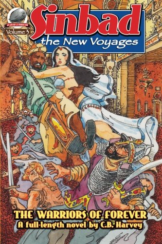 9780692259481: Sinbad: The New Voyages Volume 3: