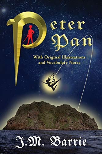 9780692264294: Peter Pan (With Original Illustrations and Vocabulary Notes)