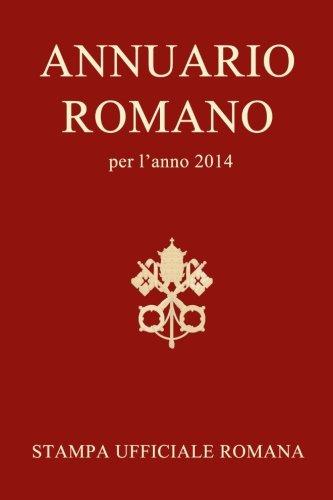 9780692272480: Annuario Romano 2014 (Italian Edition)