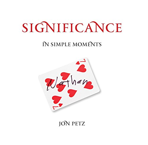 Significance In Simple Moments: Jon Petz; Ivana