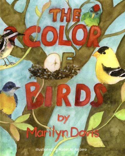 9780692273661: The Color of Birds