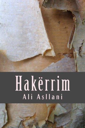 9780692280997: Hakerrim: Poezi te Zgjedhura (Albanian Edition)