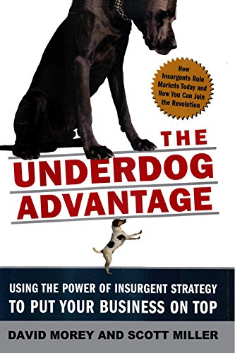 9780692282816: The Underdog Advantage, Revised Edition
