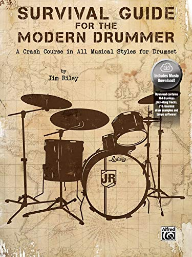 9780692284087: Survival Guide for the Modern Drummer: A Crash Course in All Musical Styles for Drumset, Book & Online Audio