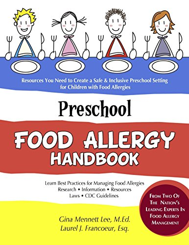 9780692295618: Preschool Food Allergy Handbook