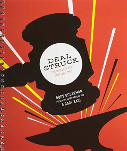 9780692296189: Deal Struck: The World's Best Drafting Tips