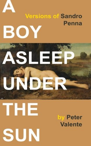 9780692296936: A Boy Asleep Under the Sun: Versions of Sandro Penna