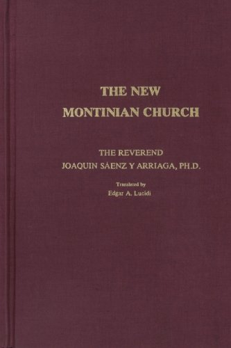 The New Montinian Church (Paperback or Softback): Saenz y. Arriaga,