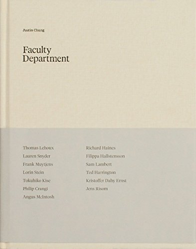 9780692298916: Faculty Department