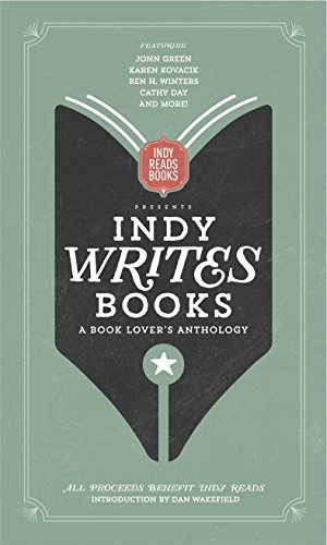 9780692300299: Indy Writes Books: A Book Lover's Anthology