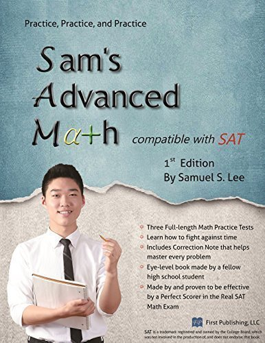 9780692305508: Sam's Advanced Math compatible with SAT