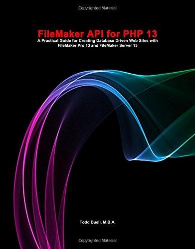 9780692309766: FileMaker API for PHP 13