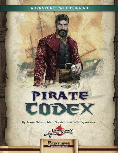 9780692312827: Pirate Codex