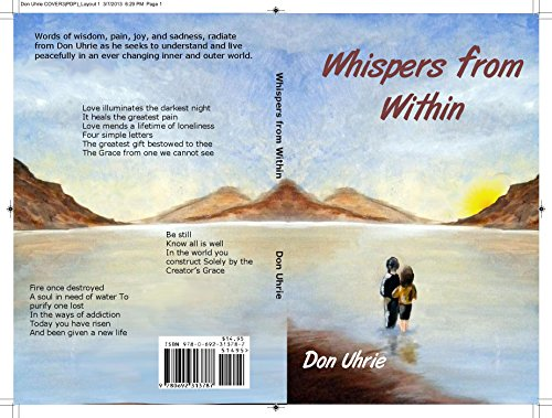9780692313787: Whispers from Within - Revised Edition