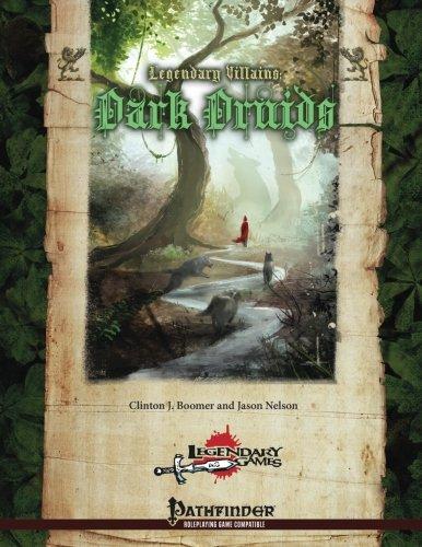 9780692317877: Legendary Villains: Dark Druids: Volume 1