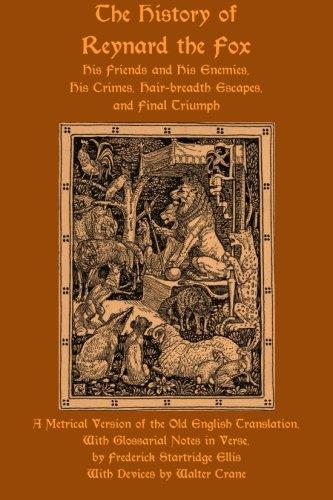 9780692332993: The History of Reynard the Fox