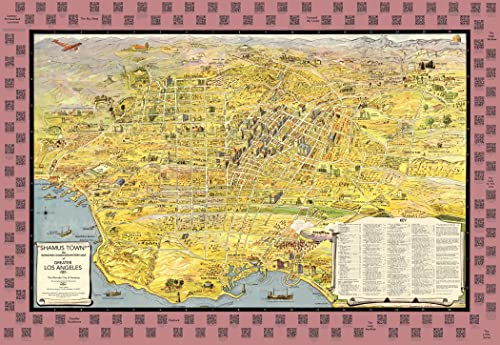 9780692334164: The Raymond Chandler Mystery Map of Los Angeles