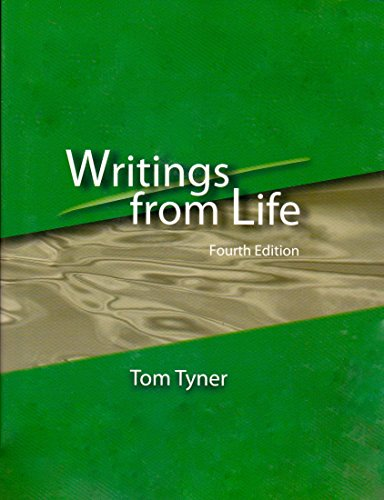 9780692338001: Writings from Life
