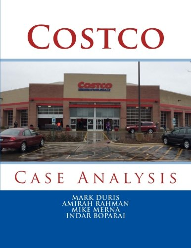 9780692340363: Costco: Case Analysis